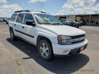 2005 Chevrolet Trailblazer 4dr 2WD EXT LS - Click to see full-size photo viewer