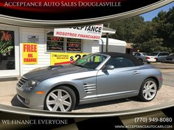 2005 Chrysler Crossfire - 1C3AN65L85X043788