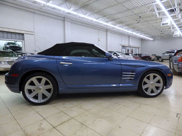 Purchase Used Chrysler Crossfire Convertible Grey: 2005 Used Chrysler Crossfire 2dr Roadster Limited At