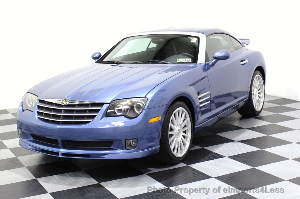 2005 Chrysler Crossfire CERTIFIED CROSSFIRE SRT6 - 17546154 - 0