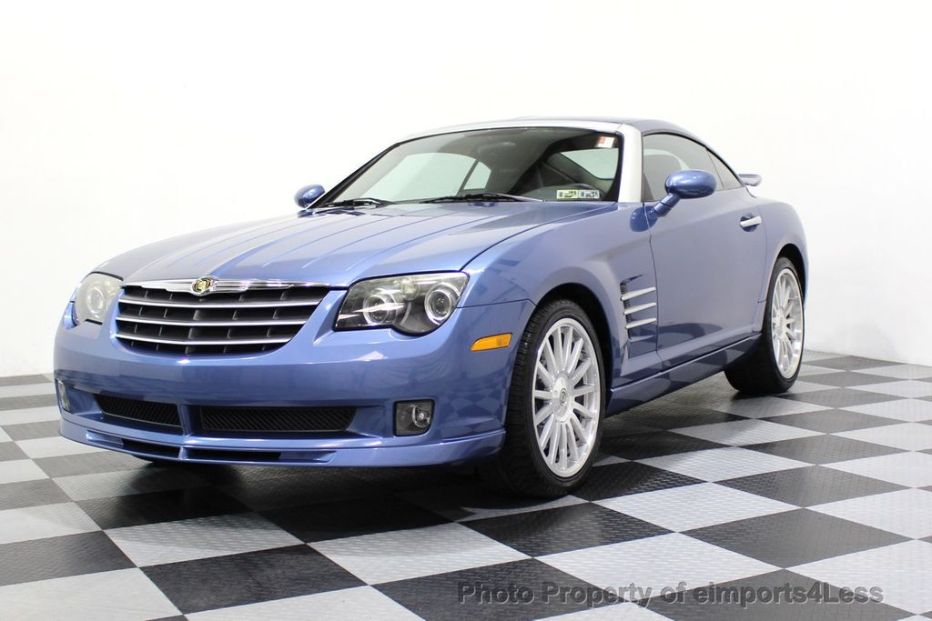 2005 Chrysler Crossfire CERTIFIED CROSSFIRE SRT6 - 17546154 - 12