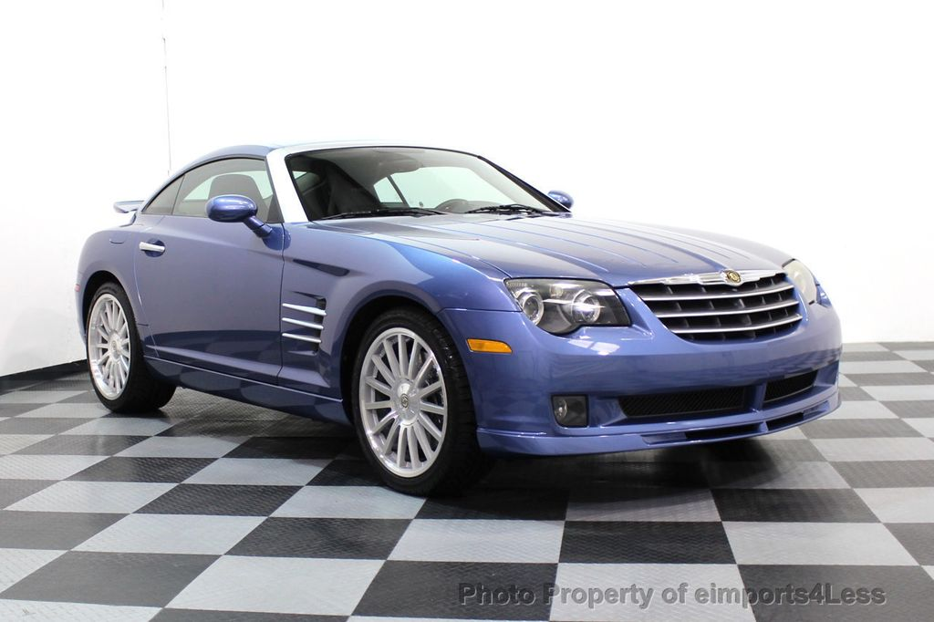 2005 Chrysler Crossfire CERTIFIED CROSSFIRE SRT6 - 17546154 - 13