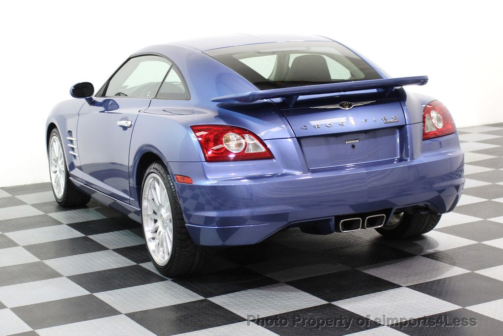 2005 Chrysler Crossfire CERTIFIED CROSSFIRE SRT6 - 17546154 - 14