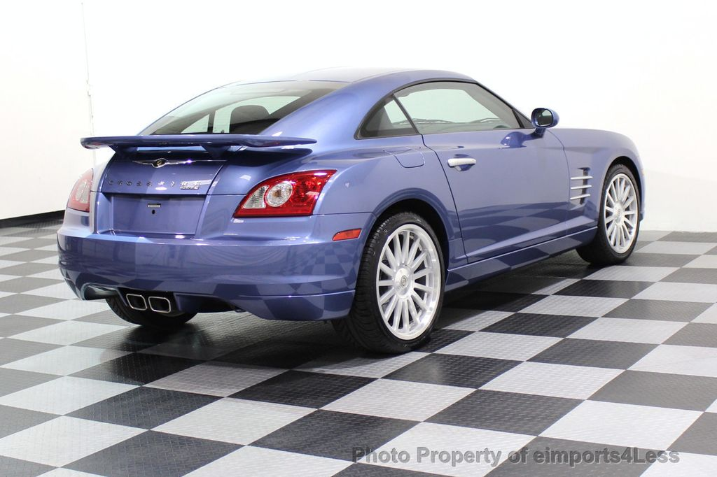 2005 Chrysler Crossfire CERTIFIED CROSSFIRE SRT6 - 17546154 - 16