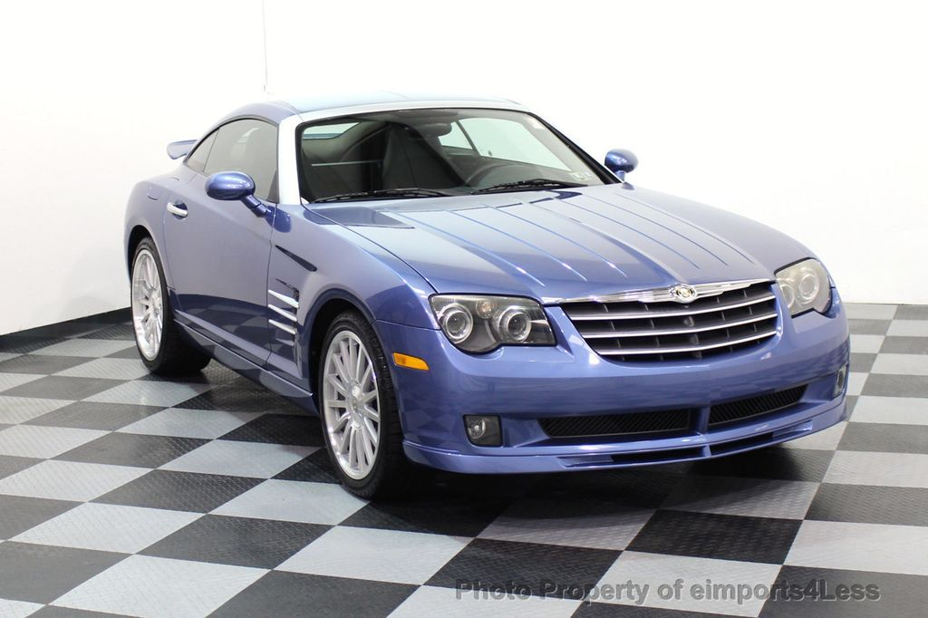 2005 Chrysler Crossfire CERTIFIED CROSSFIRE SRT6 - 17546154 - 1