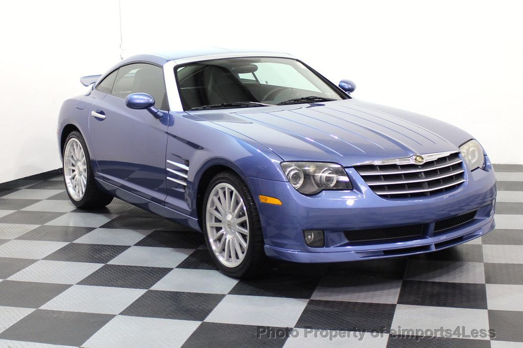 2005 Chrysler Crossfire CERTIFIED CROSSFIRE SRT6 - 17546154 - 26