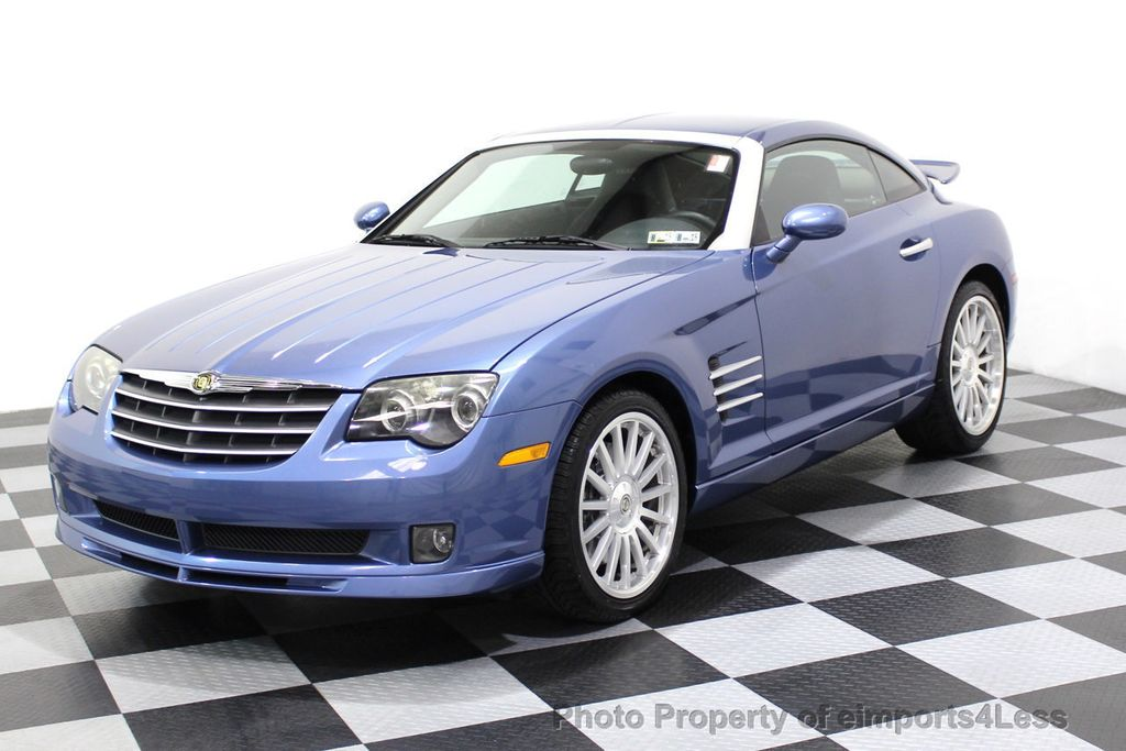 2005 Chrysler Crossfire CERTIFIED CROSSFIRE SRT6 - 17546154 - 39