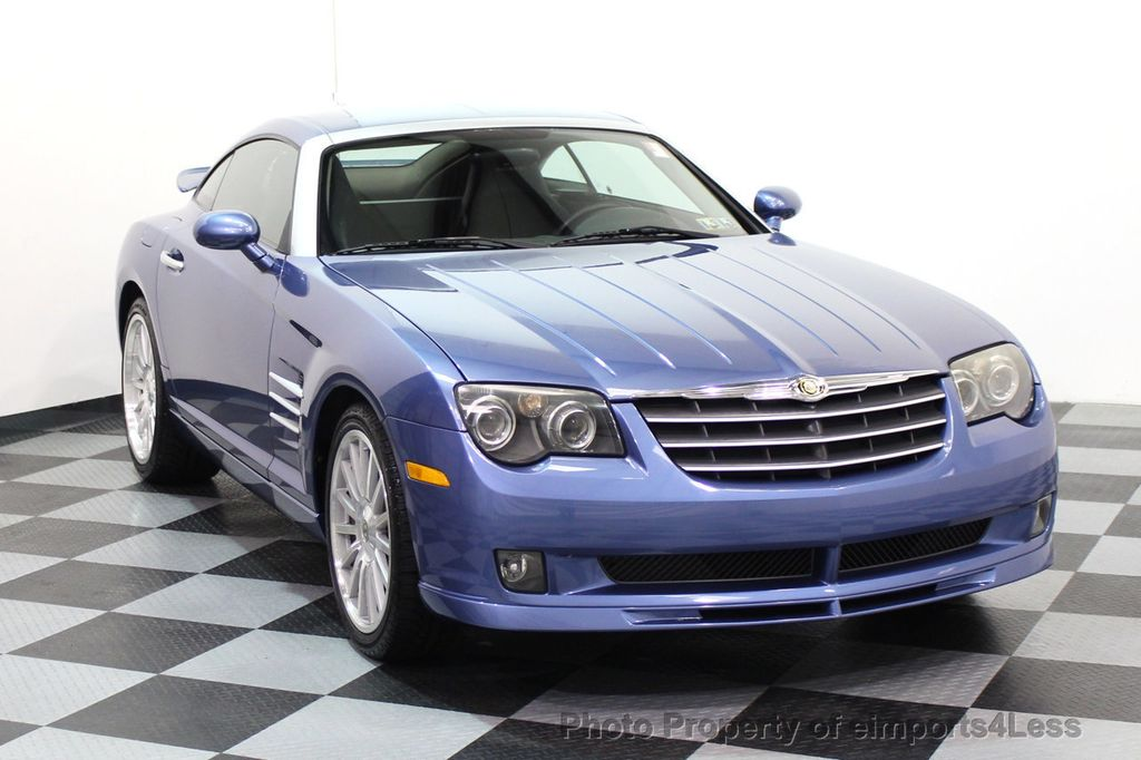 2005 Chrysler Crossfire CERTIFIED CROSSFIRE SRT6 - 17546154 - 40