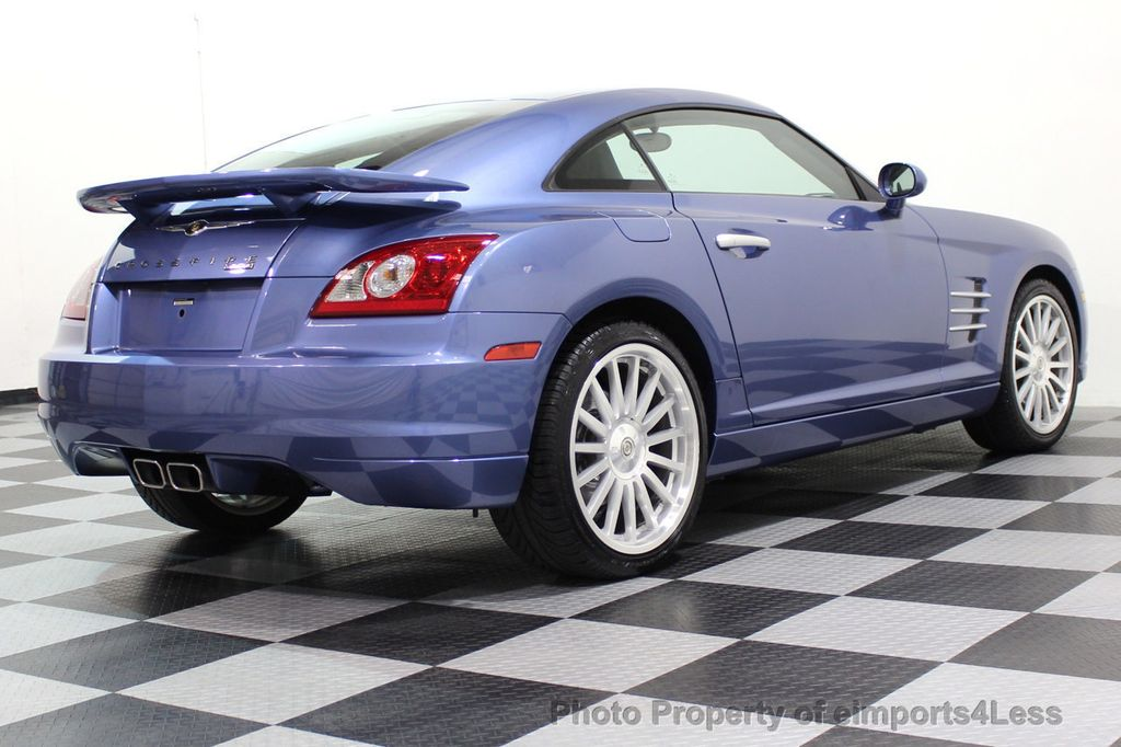 2005 Chrysler Crossfire CERTIFIED CROSSFIRE SRT6 - 17546154 - 41