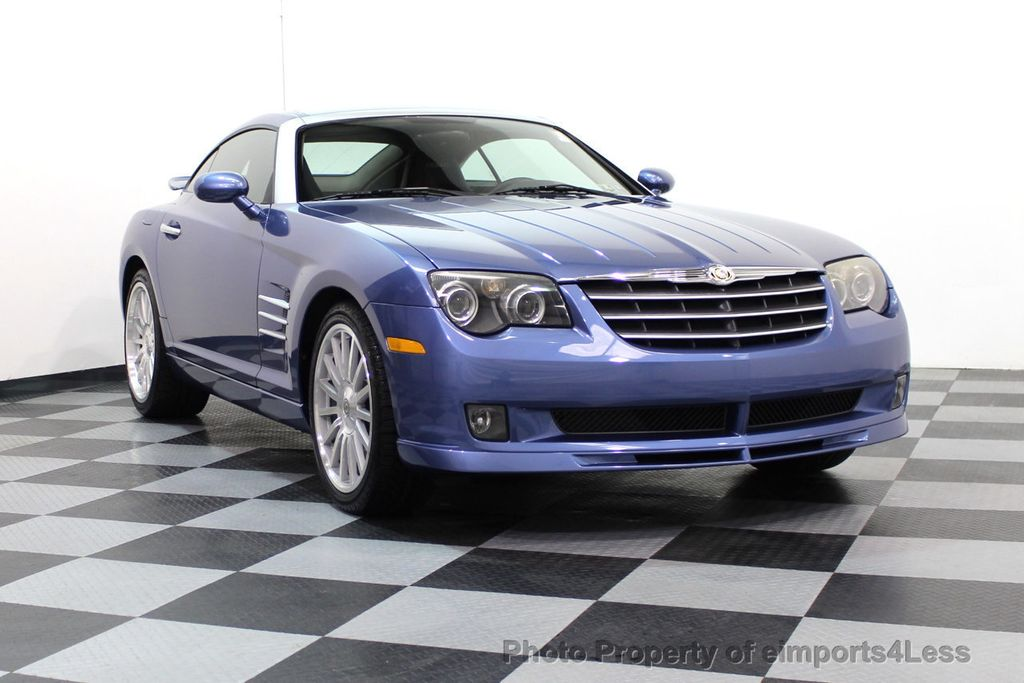 2005 Chrysler Crossfire CERTIFIED CROSSFIRE SRT6 - 17546154 - 44