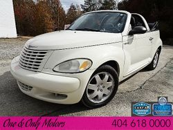 2005 Chrysler PT Cruiser - 3C3EY55E95T594702