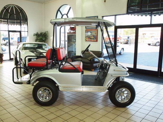 Serving Line Golf Cart Html on