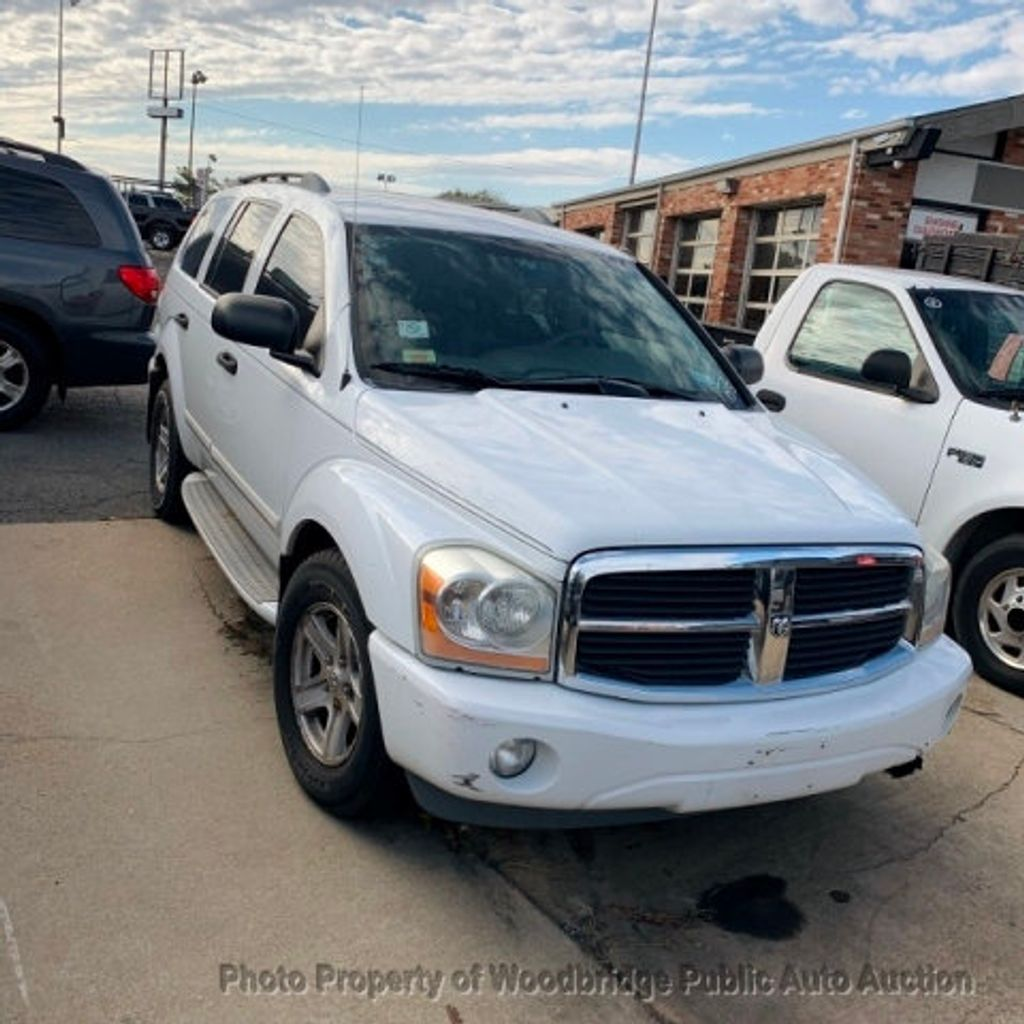 2005 Dodge Durango 4dr 4WD Limited - 18758077 - 2