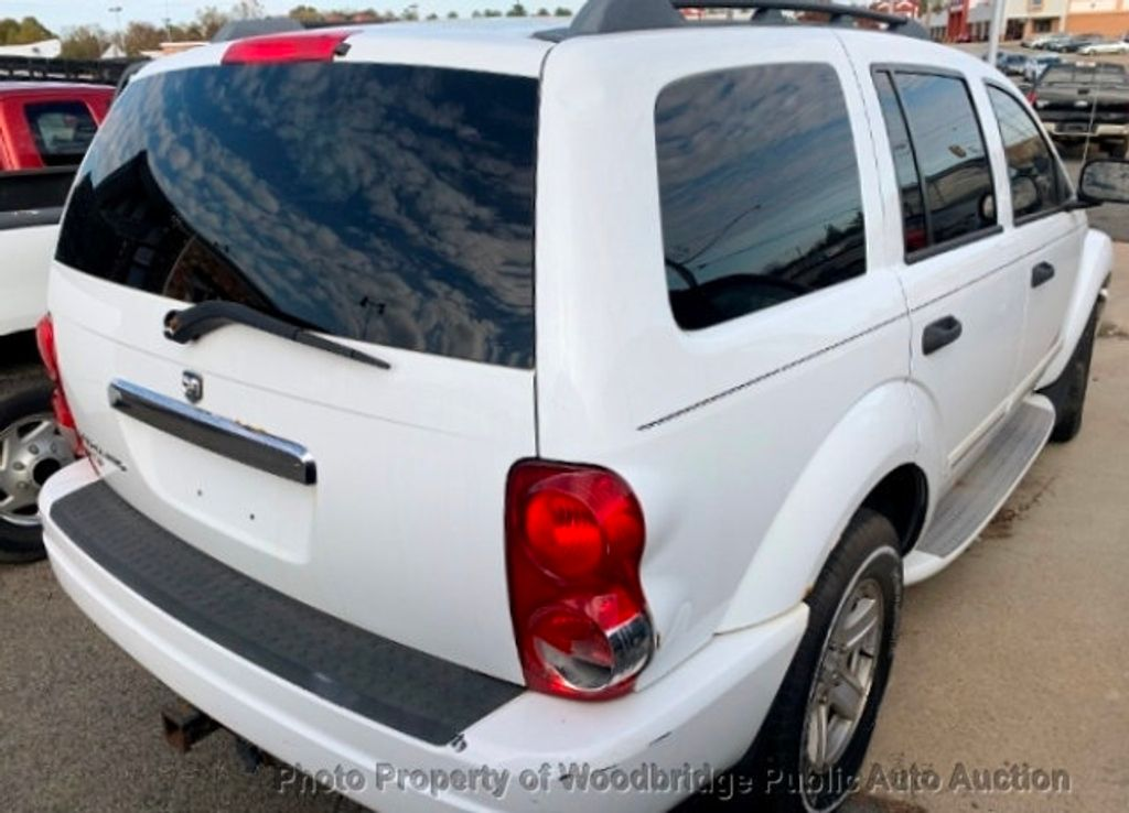 2005 Dodge Durango 4dr 4WD Limited - 18758077 - 4