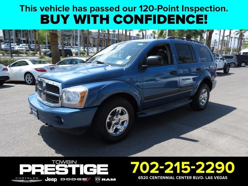 2005 Dodge Durango 4dr 4WD Limited - 16799634 - 0