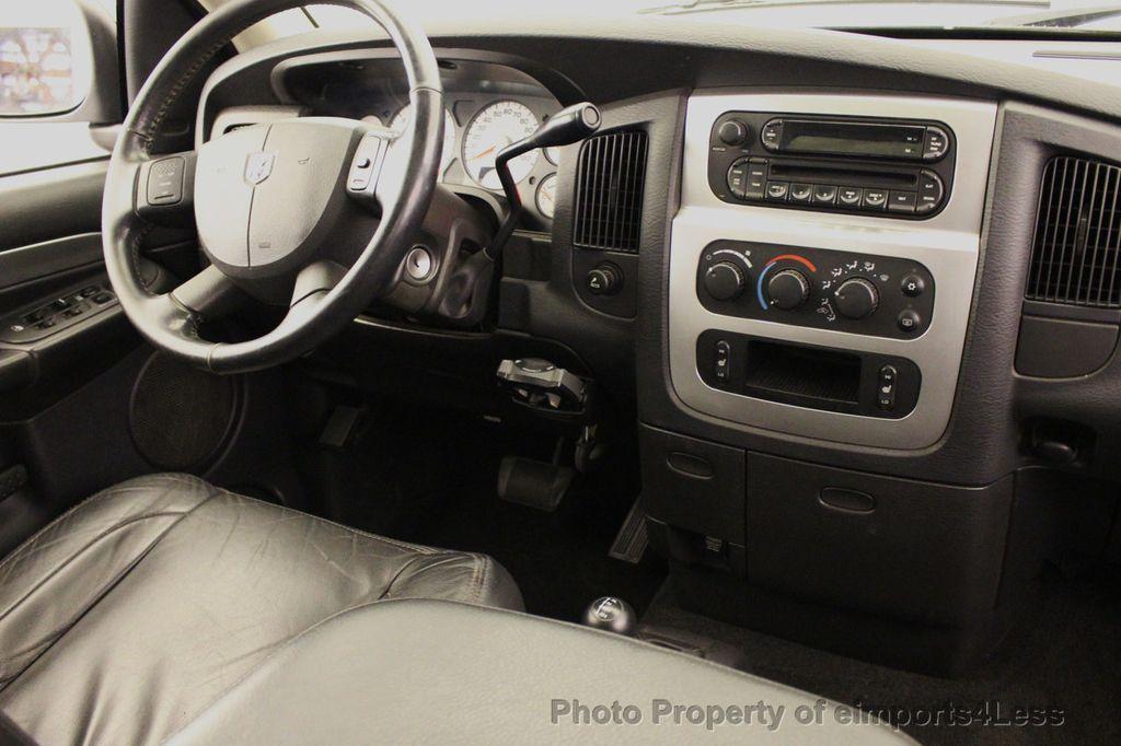 2005 Dodge Ram 1500 RAM 1500 QUAD CAB 4WD 5.7L V8 HEMI LARAMIE   14571084