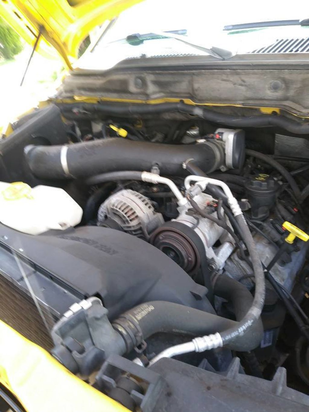 2005 Dodge Ram 1500 Rumble Bee Limited Edition For Sale - 17386933 - 16