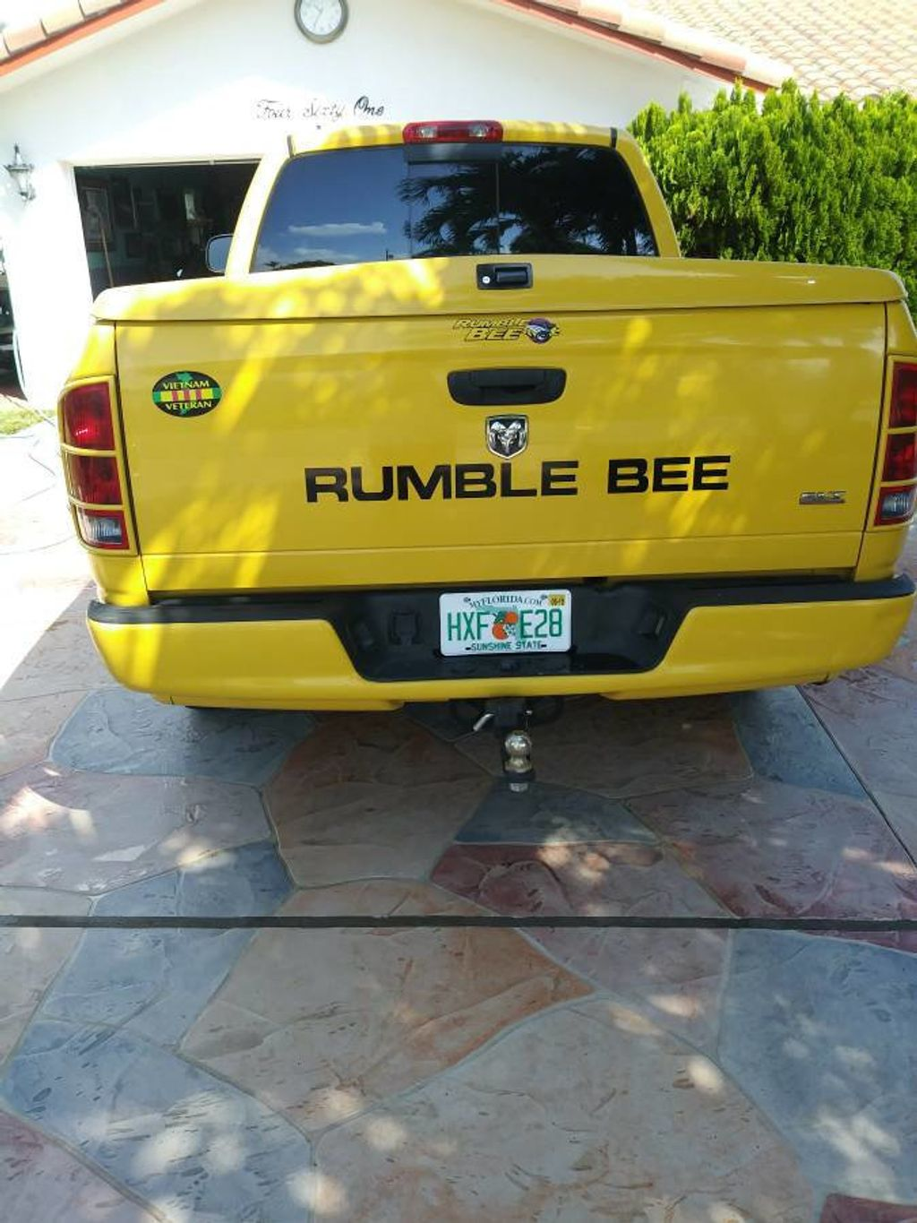 2005 Used Dodge Ram 1500 Rumble Bee Limited Edition For Sale At Webe Dash Cover 2003 17386933 2