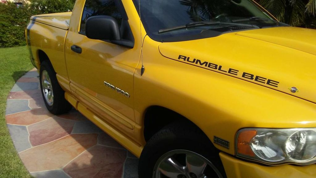 2005 Used Dodge Ram 1500 Rumble Bee Limited Edition For Sale at WeBe Autos  Serving Long Island, NY, IID 17386933