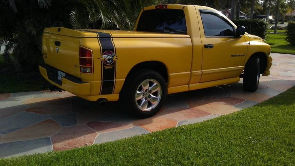 2005 Used Dodge Ram 1500 Rumble Bee Limited Edition For Sale At Webe