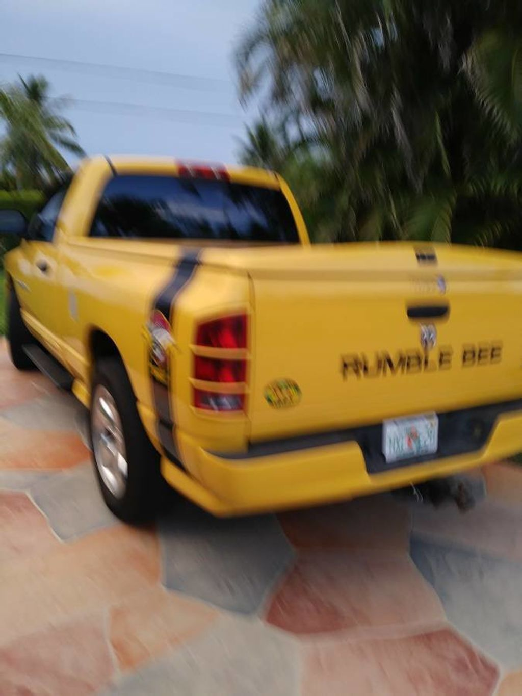 Used Dodge Ram >> 2005 Used Dodge Ram 1500 Rumble Bee Limited Edition For Sale At Webe Autos Serving Long Island Ny Iid 17386933