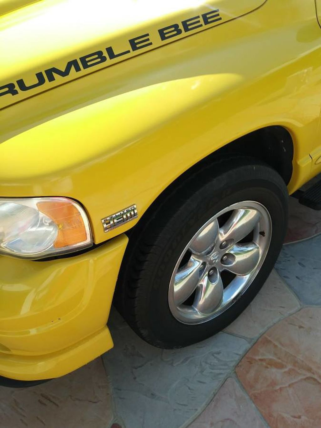 2005 Dodge Ram 1500 Rumble Bee Limited Edition For Sale - 17386933 - 8