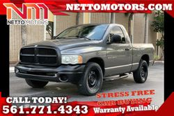 2005 Dodge Ram 1500 Regular Cab - 1D7HA16K35J539914