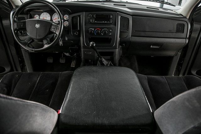 2005 used dodge ram 2500 big horn 6 speed manual at - 2005 dodge ram 1500 interior parts ...