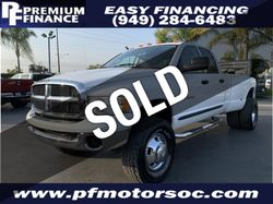 2005 Dodge Ram 3500 Quad Cab - 3D7MS48C85G818666