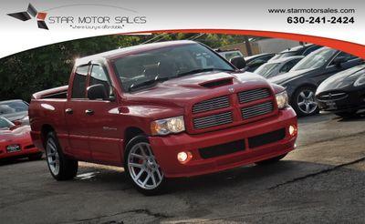 "2005 Dodge Ram SRT-10 4dr Quad Cab 140.5"" WB Truck"