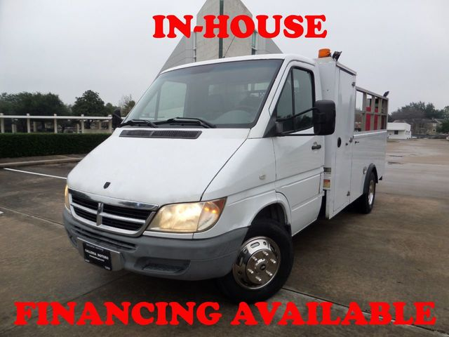 2005 Dodge Sprinter 3500 Cab & Chassis 2005 Dodge Sprinter 3500 Cab & Chassis RWD 2.7L, 126k Miles