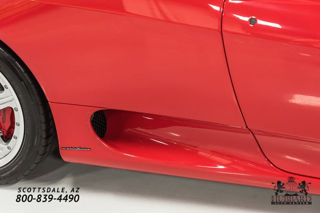 2005 Ferrari 360 2dr Convertible Spider - Click to see full-size photo viewer