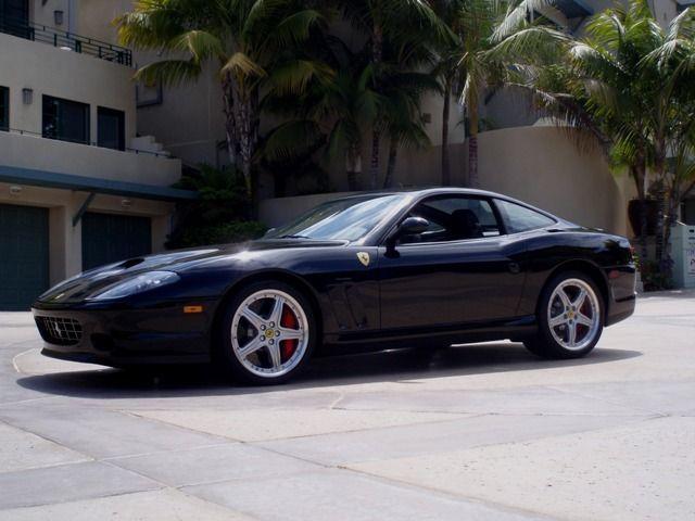 2005 Used Ferrari 575 Maranello F1 Gtc At Sports Car Company Inc