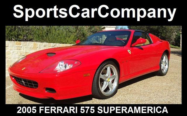 2005 Ferrari 575 SUPERAMERICA SUPERAMERICA