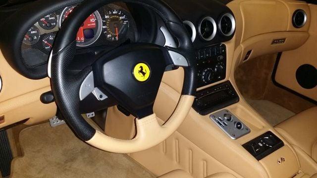 2005 Used Ferrari 575 Superamerica Superamerica At Sports Car