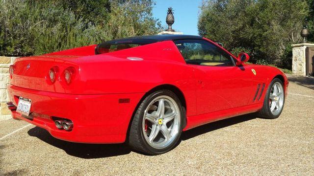 2005 Ferrari 575 SUPERAMERICA SUPERAMERICA - 14678132 - 50