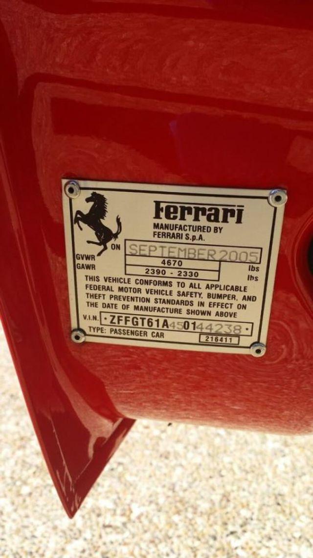 2005 Ferrari 575 SUPERAMERICA SUPERAMERICA - 14678132 - 62