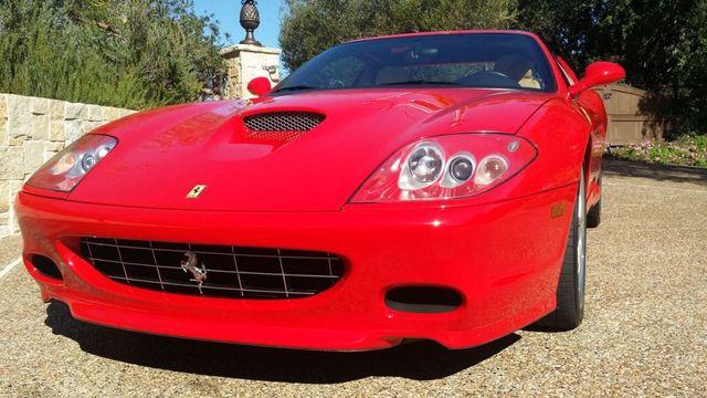 2005 Ferrari 575 SUPERAMERICA SUPERAMERICA - 14678132 - 8