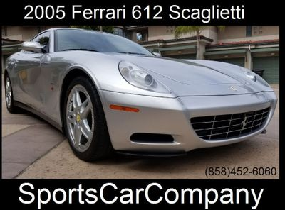 2005 Ferrari 612 Scaglietti  - Click to see full-size photo viewer