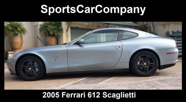 2005 Ferrari 612 Scaglietti 612 Scaglietti