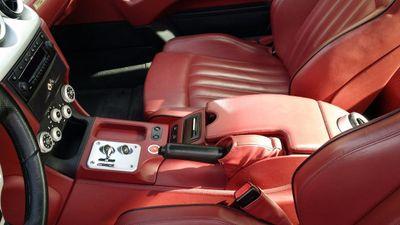 2005 Ferrari 612 Scaglietti 612 Scaglietti  - Click to see full-size photo viewer