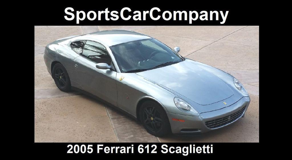 2005 Ferrari 612 Scaglietti 612 Scaglietti  - 15999856 - 2