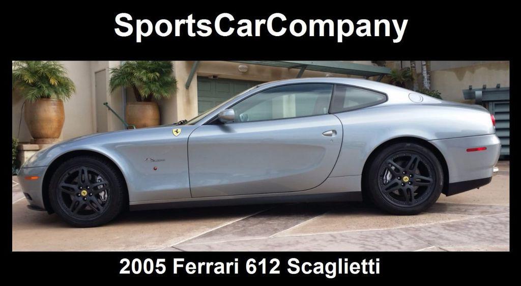 2005 Ferrari 612 Scaglietti 612 Scaglietti  - 15999856 - 38