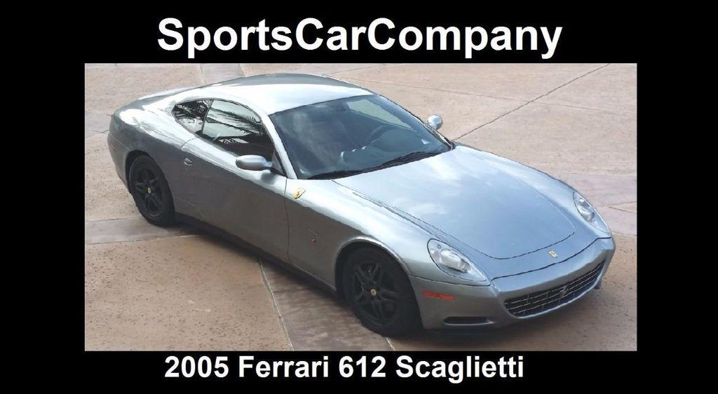 2005 Ferrari 612 Scaglietti 612 Scaglietti  - 15999856 - 41