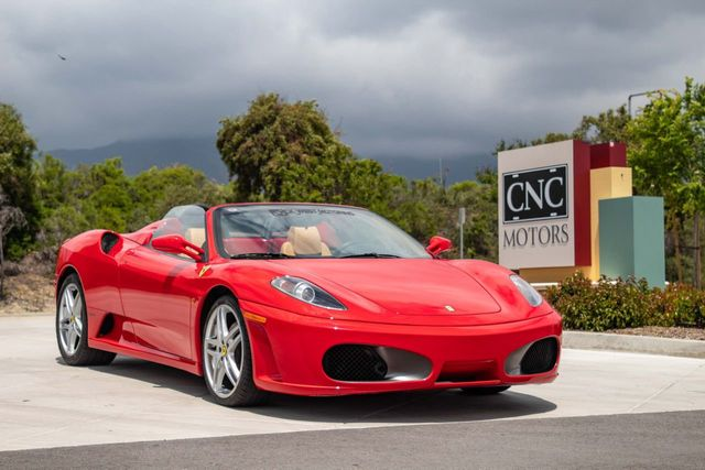 2005 Used Ferrari F430 At Cnc Motors Inc Serving Upland Ca Iid 18894698