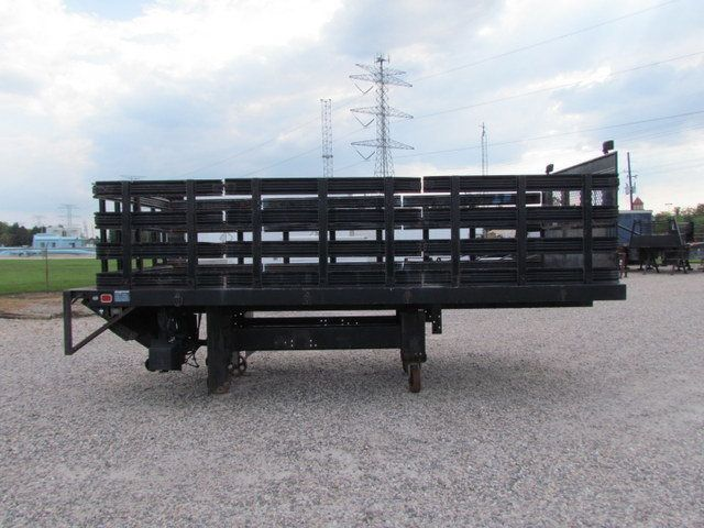 2005 Flatbed Wood Floor  - 15526663 - 0