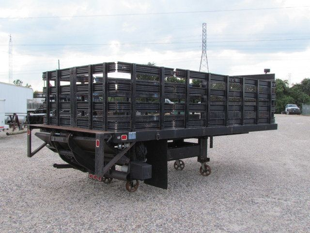 2005 Flatbed Wood Floor  - 15526663 - 10