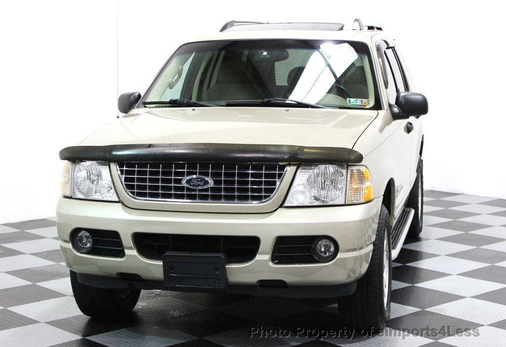 2005 Used Ford Explorer EXPLORER XLT V6 4WD 7 PASSENGER at