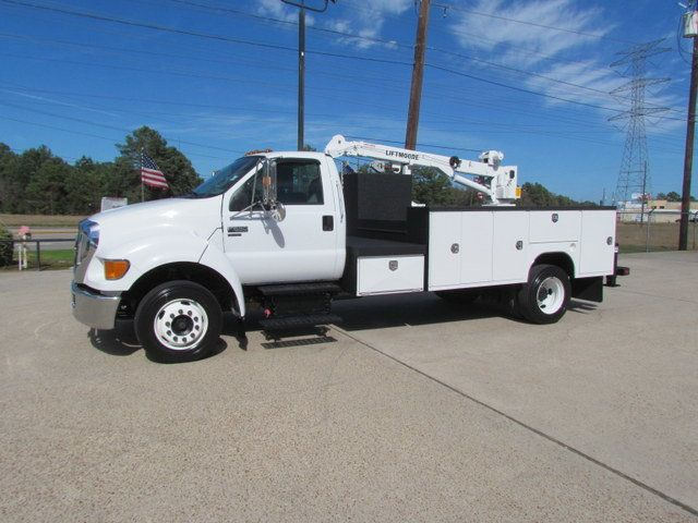 2005 Ford F650 Mechanics Service Truck - 9736307 - 4