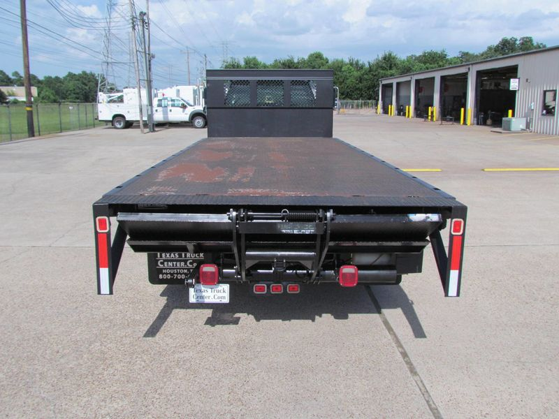2005 Ford F750 Flatbed - 17474280 - 9